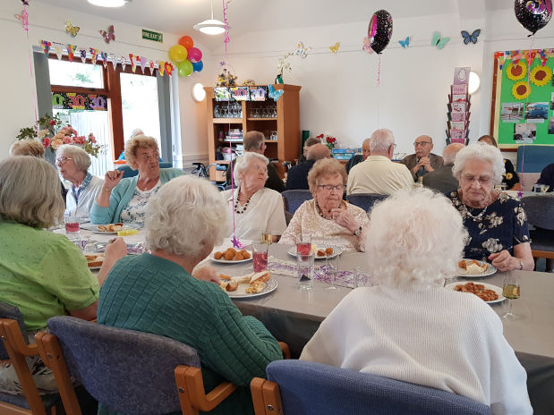 The Over Day Centre receives support from Cambridgeshire Freemasons